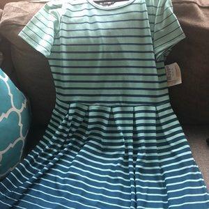 Brand new with tags LuLaRoe Amelia dress in 3xL